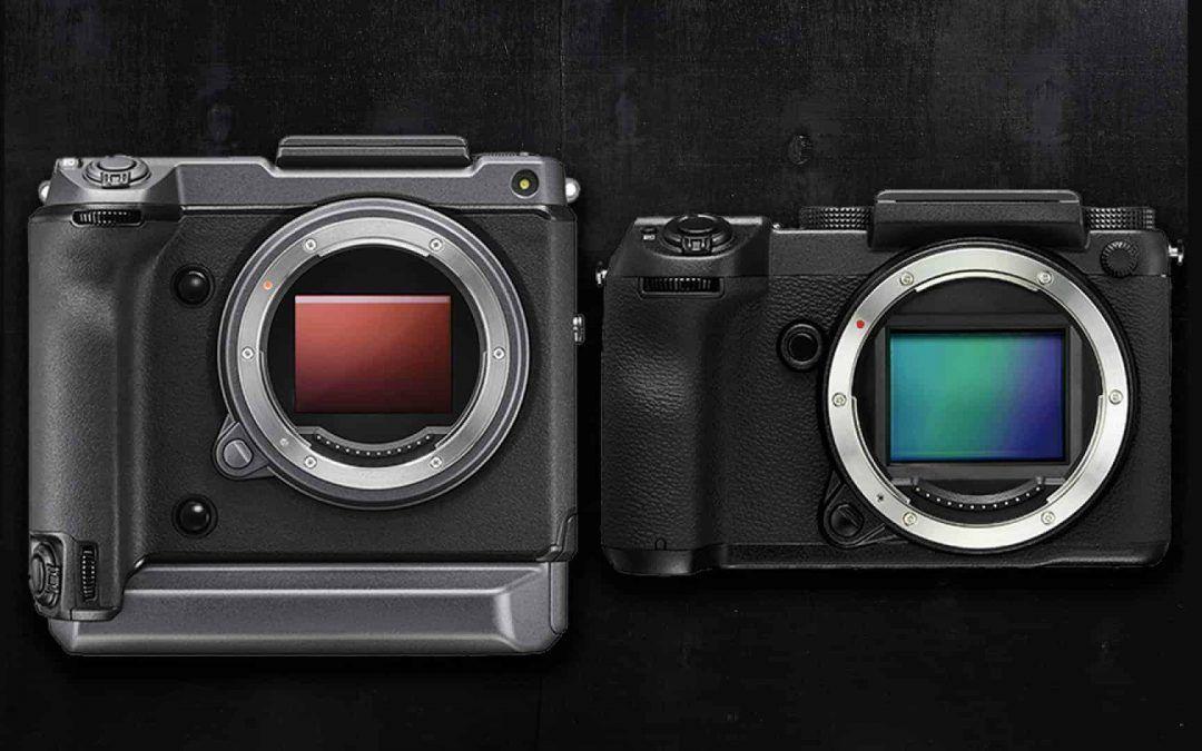 Comparativa Fuji GFX100 y GFX50S