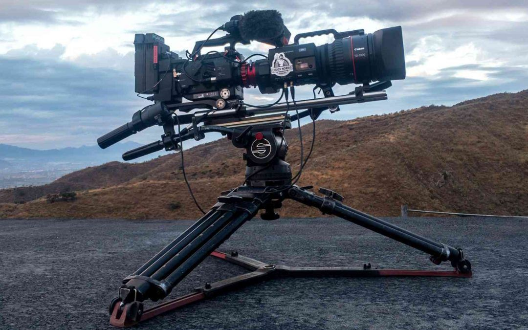 Los mejores trípodes para video y cine