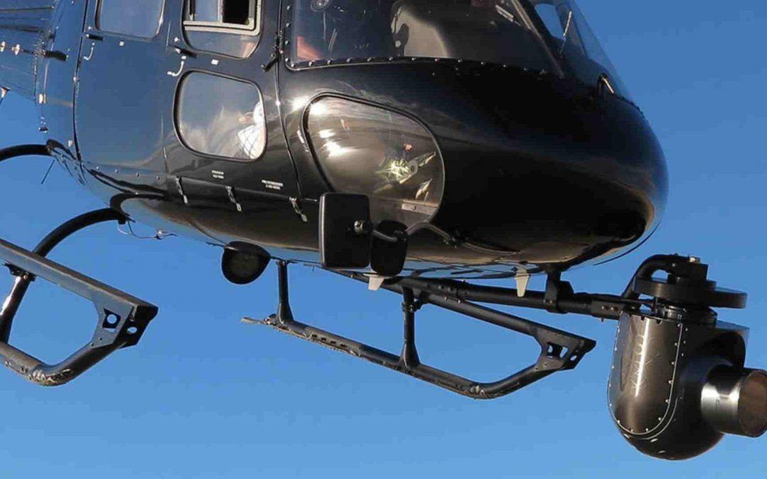 Drones vs Helicópteros
